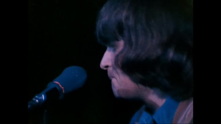 Видео: Creedence Clearwater Revival - I Put A Spell On You