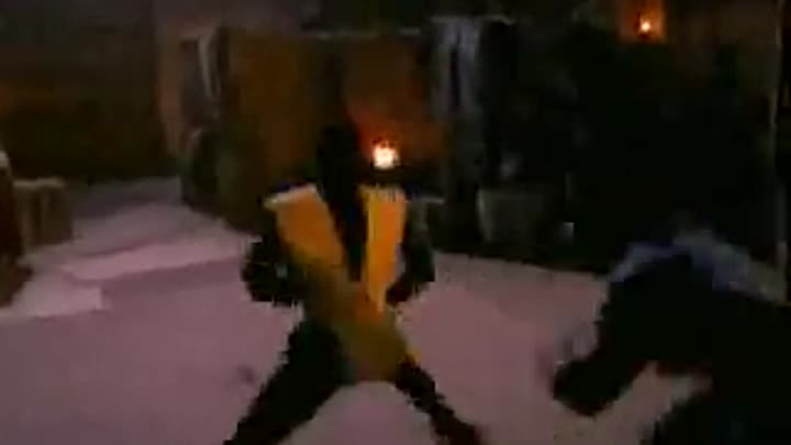 Видео: Mortal Kombat Conquest_ Scorpion vs Sub-Zero