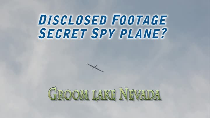 UFO Sightings Nevada Massive UFO or Secret Spy Plane? Nov 29, 2011
