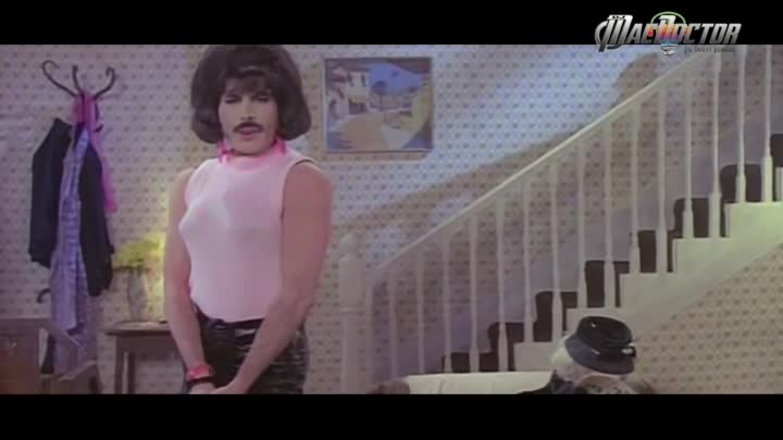 Queen - I Want To Break Free (MacD-Thryce 2016 MV Remix)