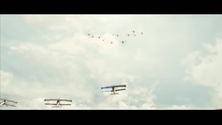 "Видео: Flyboys (2006) - ""First Dogfight"" (1)"