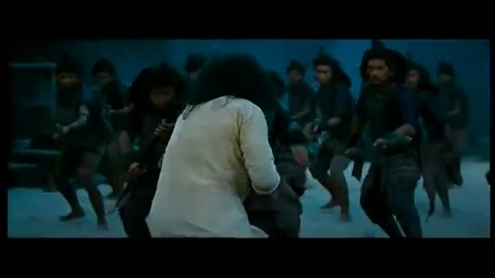 Видео: Ong Bak 3 fight scene ( Tony Jaa )