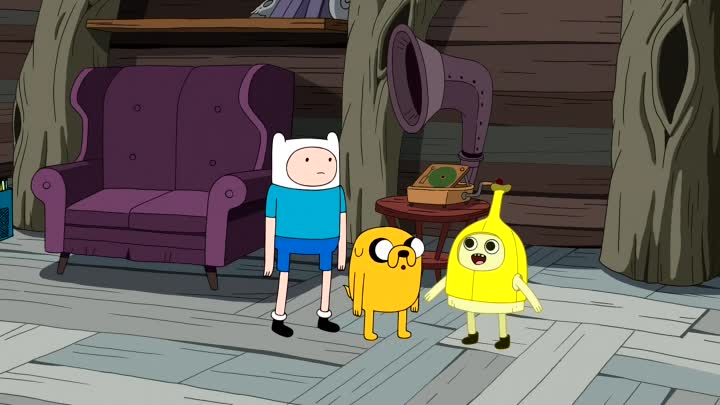 Adventure.Time.S07E17E18.Angel.Face.-.President.Porpoise.is.Missing.WEB-DL.1080p.Dub.Zeburo.TODruzey.Eng.Sub