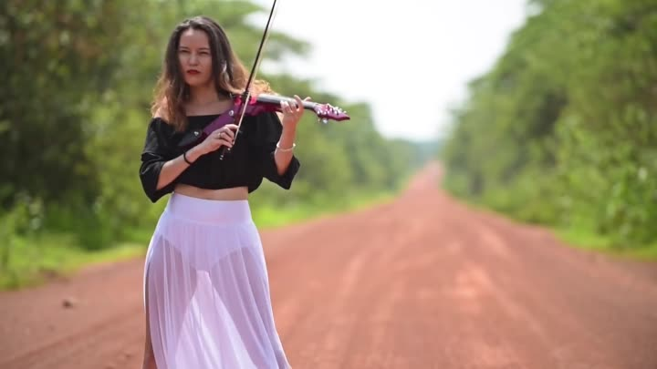 Rockabye (Clean Bandit ft. Sean Paul & Anne-Marie) - Electric Violin Cover | Caitlin De Ville