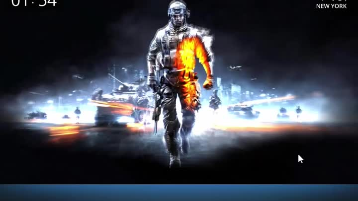 Живые обои к игре Battlefield (Battlefield Game Live Wallpaper)