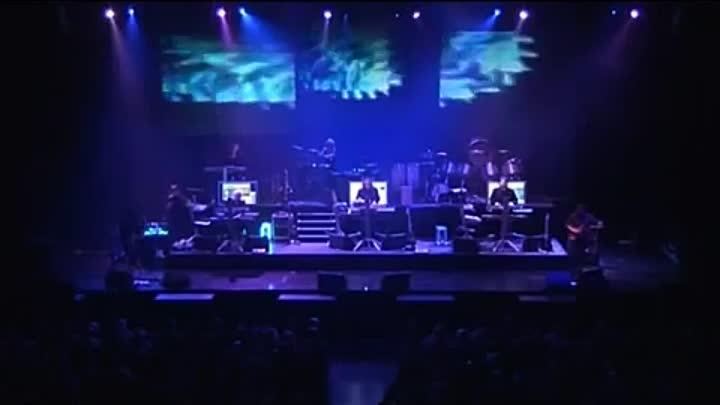 ---TANGERINE DREAM - WHITE EAGLE -_ GIRL ON THE STAIRS LIVE