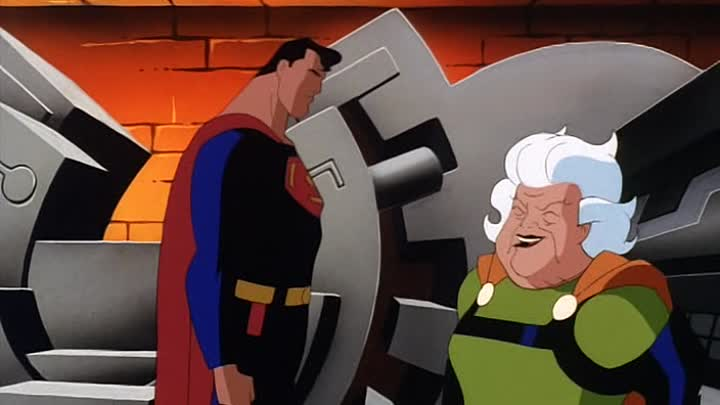 Видео: Superman.s4e03 - Legacy. Part 2 (with commentary)