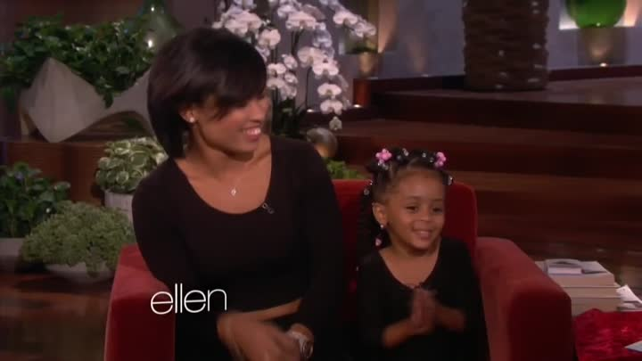 Three-Year-Old Beyoncé Dancer Is Heaven!