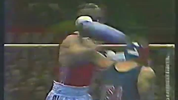 USSR vs USA BOXING.MOSCOW 1985