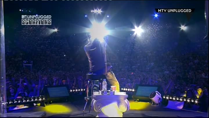 Scorpions - MTV Unplugged. (Live in Athens). 2013.