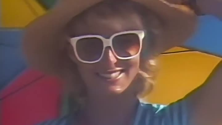 Laid Back - Sunshine Reggae (The Classic SynthPop Music Video-1983)_@