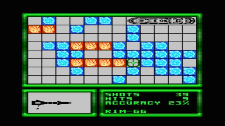 Dendy - Battleship