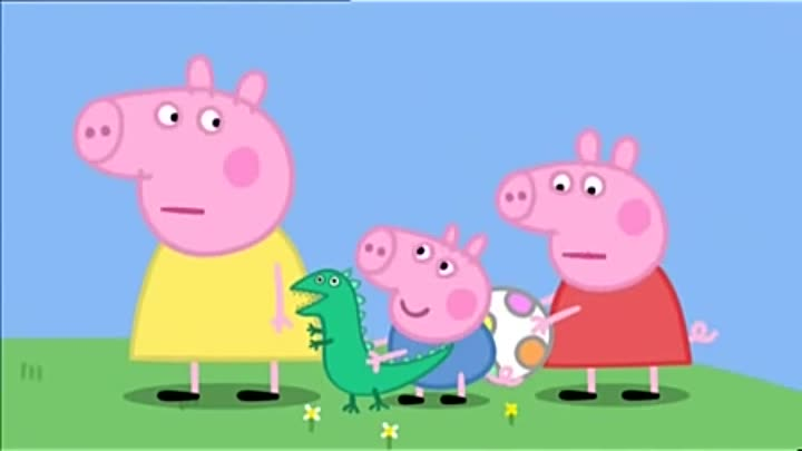 Peppa Pig Season 2 Episode 39 The Baby Piggy