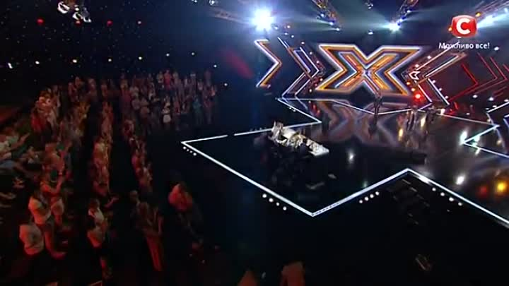 Видео: Can this guys blow the Judges away with song Make-UP - The Hardkiss- The X Factor 2016 - from YouTube