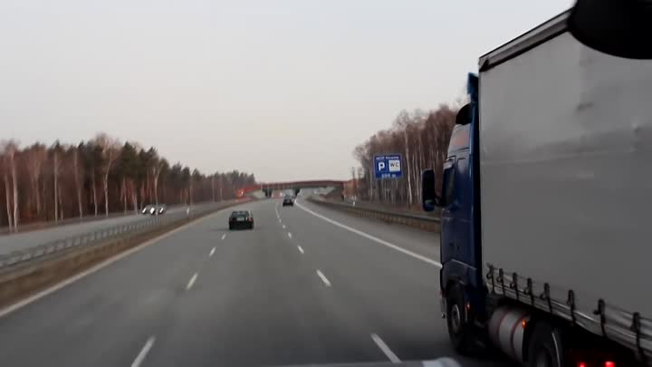 Lithuania - Austria. 3rd part. Driving home...