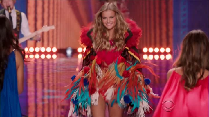 Секретное Шоу Виктории Victoria_s Secret Show ч.2 из 5-ти FHD_1080 CJ Accord REMIX