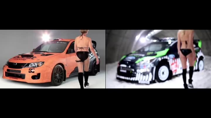 DC SHOES: BLOCK VS PASTRANA: 2011 LIVERY AND SCHEDULE