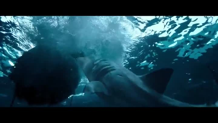 Видео: The Shallows - A mere 200 yards from shore,