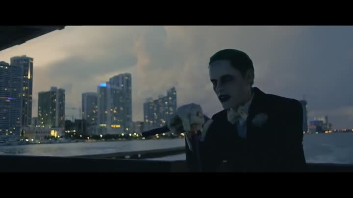 Видео: Marilyn Manson- Tainted Love - The Joker and Harley Quinn (Suicide Squad 2016)