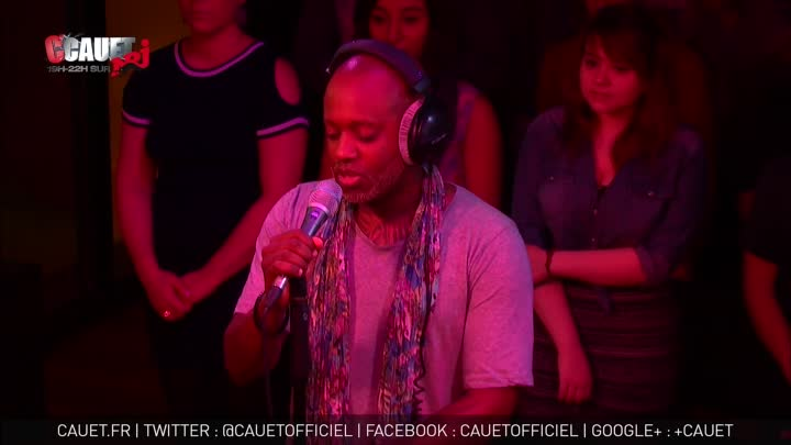 Willy William - Ego - Live - C'Cauet sur NRJ