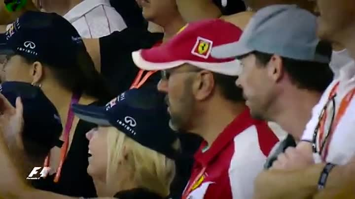 Видео: F1 2016 - Abu Dhabi GP Official Race Edit