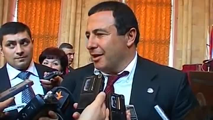 GAGIK TSARUKYAN: IF THE FAMILY IS STRONG THEN THE COUNTRY IS STRONG TOO