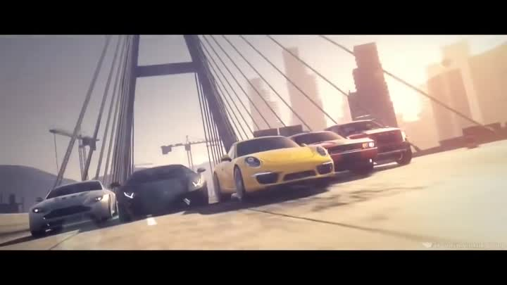 Видео: Need for Speed: Most Wanted 2 - E3 2012 Trailer