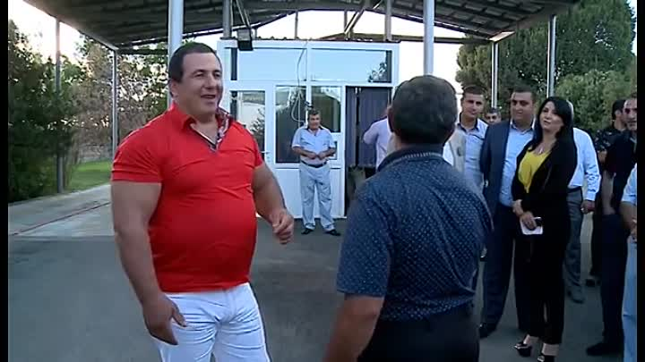 GAGIK TSARUKYAN MET WITH GRAPE-GROWERS