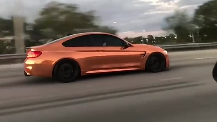 Видео: BMW m4 on Velos S10 Forged Wheels!