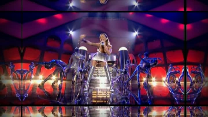 Видео: Kylie Minogue - Can't Get You Out Of My Head !!! Live !!! Full HD !!!