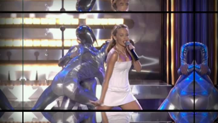 Kylie Minogue - Can't Get You Out Of My Head !!! Live !!! Full HD !!!
