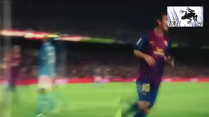 Lionel Messi 2011-2012 ★ The Number One™ (HD) ★