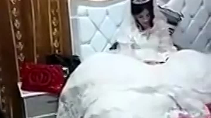 Sick world! 80 year old man marries 12 Year old girl