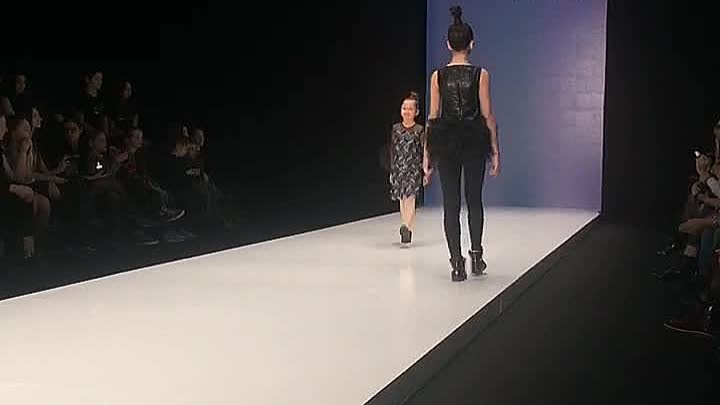 Видео: Показ Stilnyaska на Неделе Моды Mercedes Benz Fashion Week (2017)