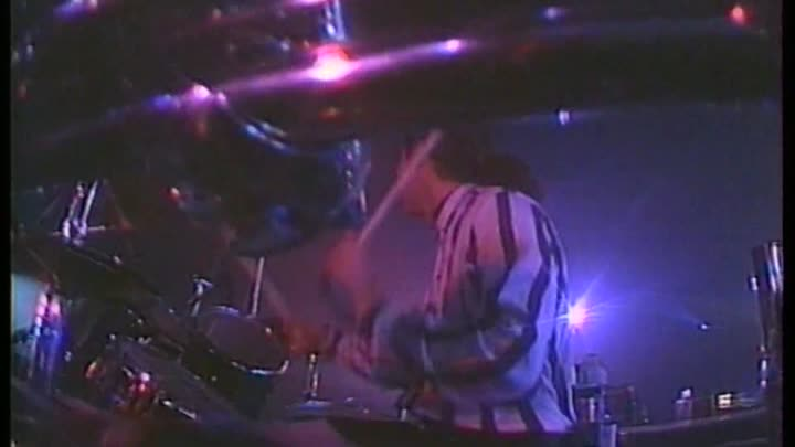 Видео: Space - Just Blue (Live in Moscow 1991)