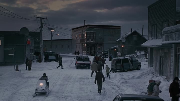 Видео: 30 дней ночи / 30 Days of Night (2007) HD