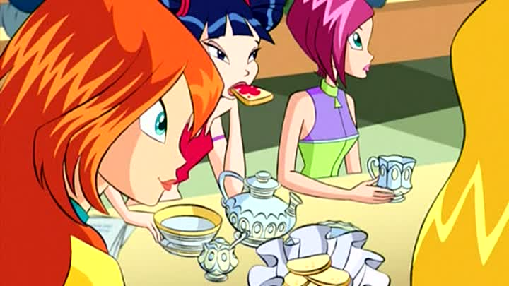Видео: Winx Club - Season 1 Episode 3 - Alfea College For Fairies (RAI English)