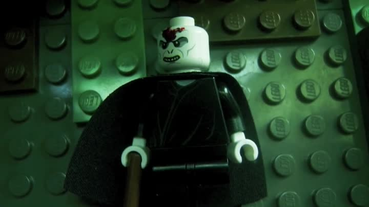 Harry Potter and the Deathly Hallows Part 2 Ending in LEGO