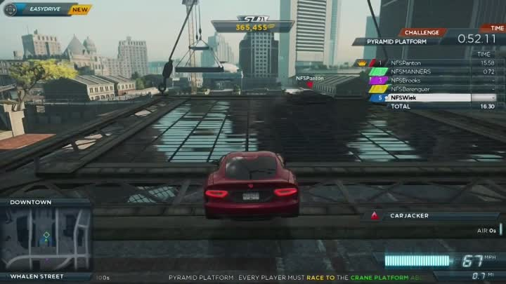 Видео: Need for Speed Most Wanted Gameplay Feature Series 2 - Multiplayer
