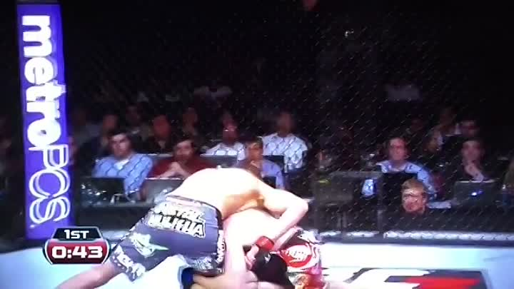 Nate Diaz vs Jim Miller, Submission of the Night