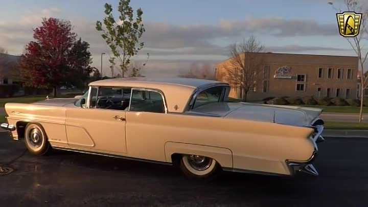 1959 Lincoln Continental MK IV Gateway Classic Cars Chicago