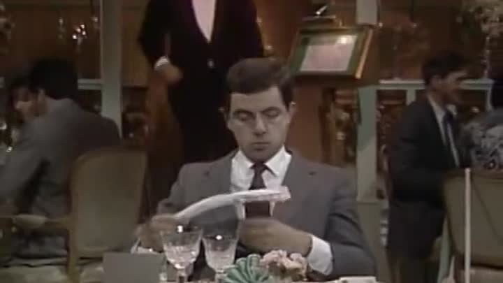 Видео: Мистер Бин 1 Сезон 2 Серия/Mr Bean, Season 1 Episode 2
