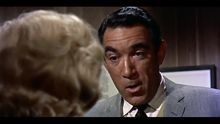 Видео: Portrait In Black 1960 -Lana Turner, Anthony Quinn, Lloyd Nolan