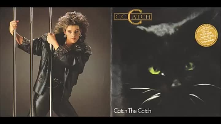 Видео: C. C. Catch - You Can Be My Lucky Star Tonight -