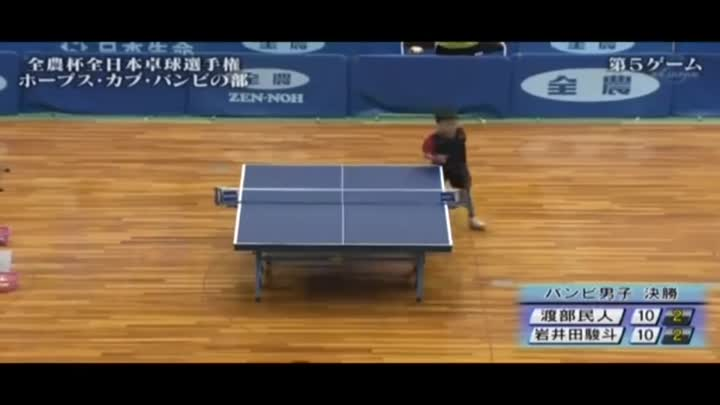Видео: The kids (Low grade students in primary school ) play Table Tennis in Japan