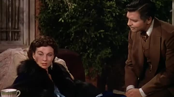 Видео: Vivien Leigh, Gone With The Wind - clip