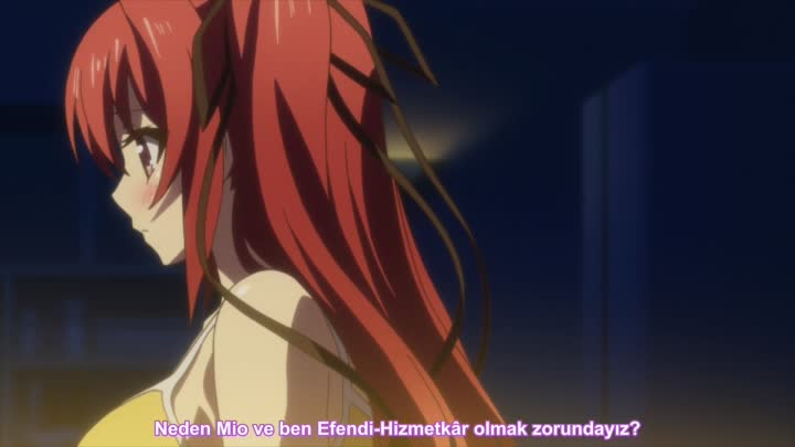 Видео: [Ecchi King Fansub] Shinmai Maou no Testament - 02 [BD][1080p]