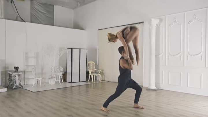 Duo acrobatic Art Way