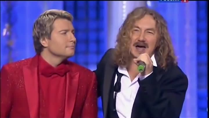 "Видео: Игорь Николаев, Сосо Павлиашвили, Дима Билан, Валерий Меладзе ""The Show Must Go On"""