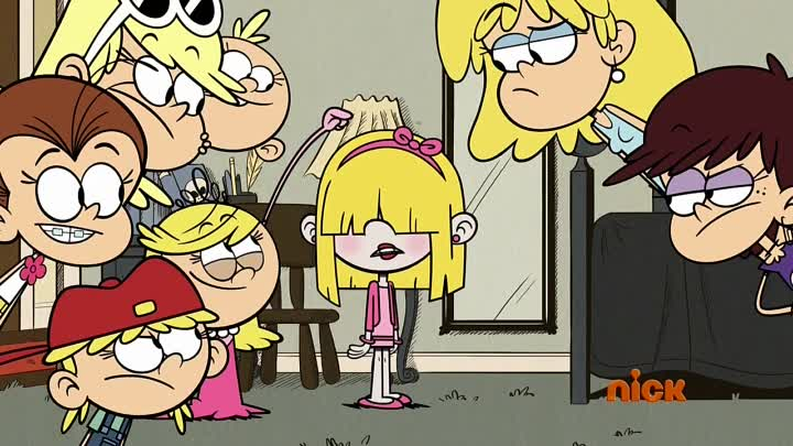 Видео: The Loud House 02x04b sub